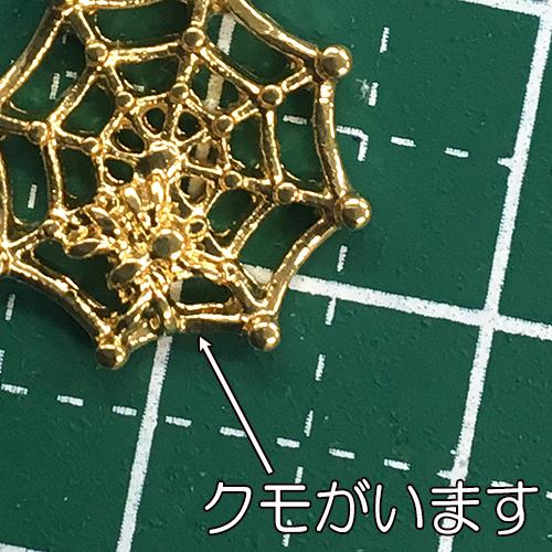 蜘蛛の巣のチャーム